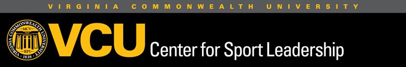VCU Center for Sport Leadership