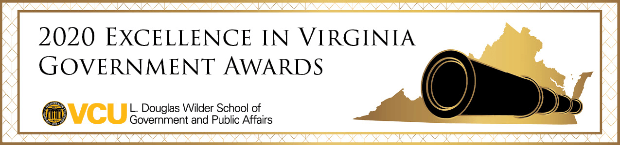 2020 Excellence in Virginia Government Awards, VCU L. Douglas Wilder School of Government and Public Affairs