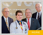 VMI alumni join forces for VCU medical students