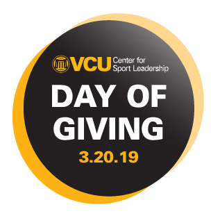VCU Center for Sport Leadership - Day of Giving - 3.20.19