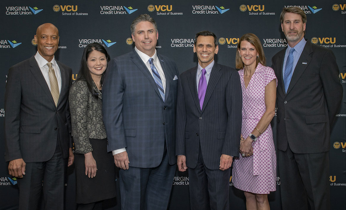 photo of Virginia Credit Union and VCU School of Business