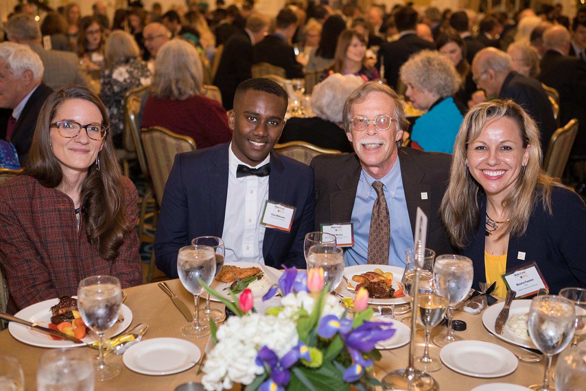 VCU Endowed Scholarship Dinner: March 28, 2017 – DAR – VCU Office ...