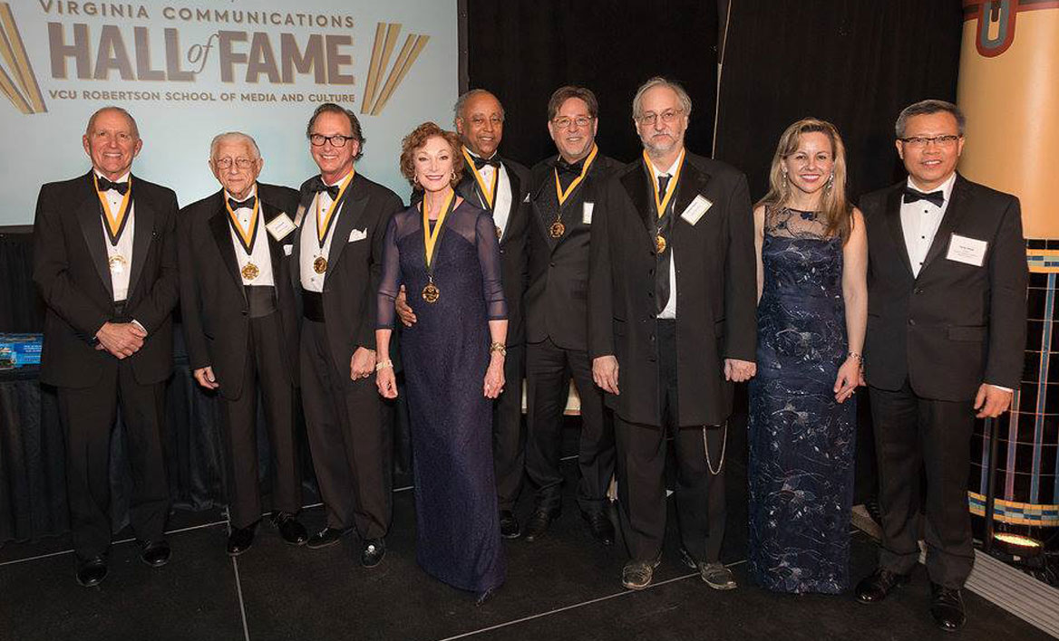 2018 Virginia Communications Hall of Fame