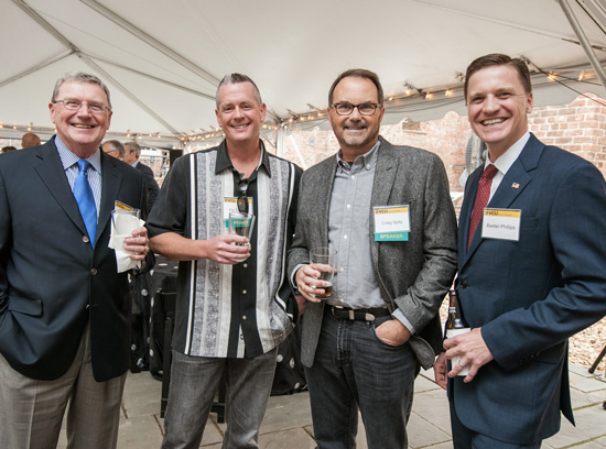 2015 Investors Circle Reception with Stone Brewing Co