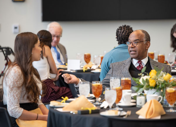 photo from the 2018 Trani Scholars Luncheon