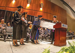 Nursing school grads leave scholarship legacy