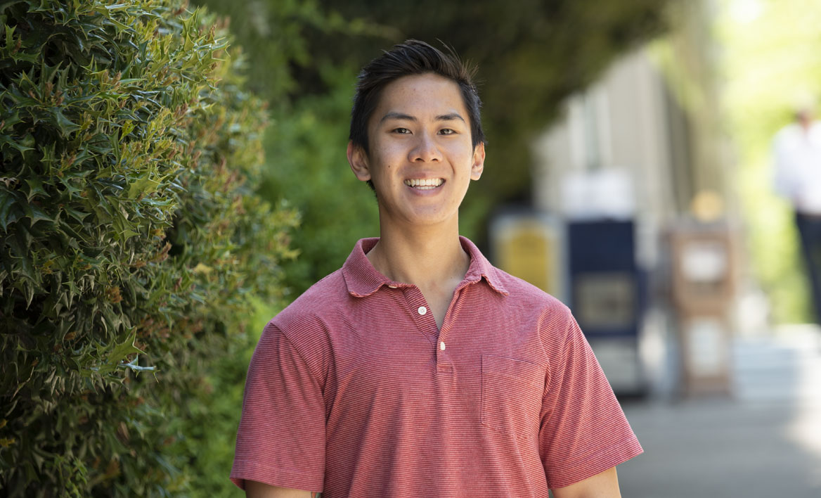 photo of VCU student Anawat Laohakanchanasiri